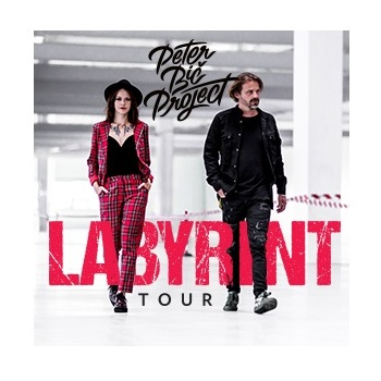 PETER BIČ PROJECT – LABYRINT TOUR