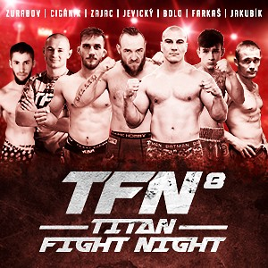 Titan Fight Night, TFN 8
