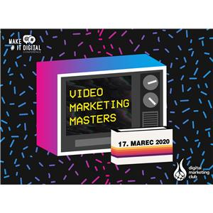 konferencia: VIDEO MARKETING MASTERS