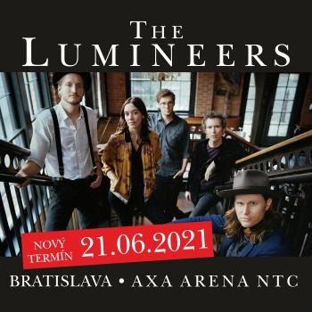 THE LUMINEERS - ZRUŠENÉ